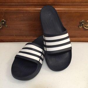 Adidas Slides   Men's Size 13